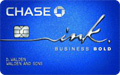 Ink Bold Business Charge Card