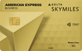 Gold Delta SkyMiles American Express Business Card Review