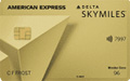 Compare American Express Premier Rewards Gold Card vs Gold Delta SkyMiles